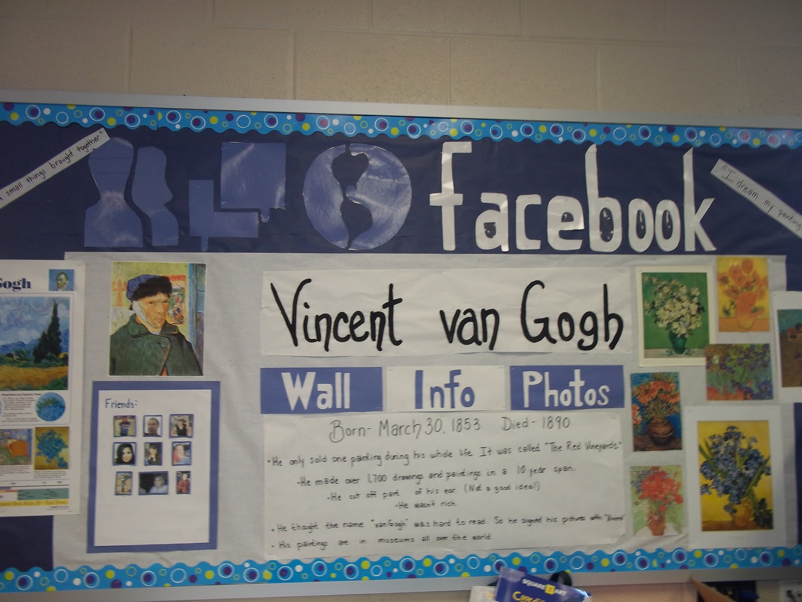 Bulletin board ideas for the month of july -  Take This Facebook Page Idea And Use It To Introduce Various Saints Throughout The Sunday Church School Year