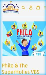 Philo and the SuperHolies VBS